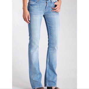 7 for all mankind Bootcut Wide Leg Denim Jeans